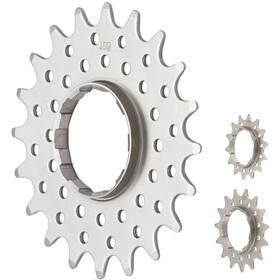 Reverse Single Speed Pinion extra strong, light silver